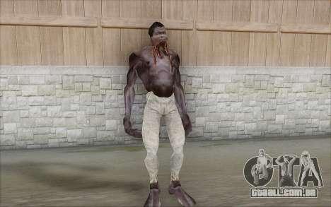 Mutante madžin para GTA San Andreas