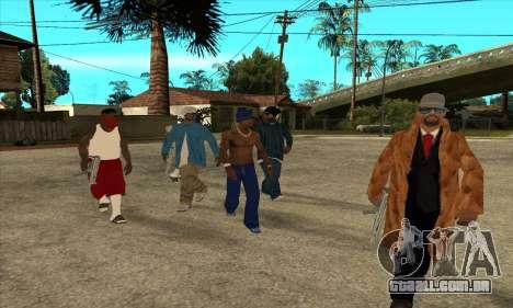 Nigga Collection para GTA San Andreas terceira tela