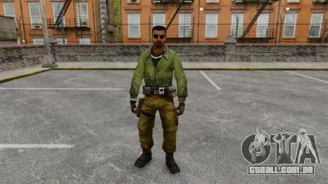 Médio Oriente terrorista Elite Crew para GTA 4