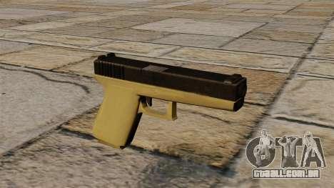 Glock bicolor para GTA 4