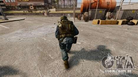 Comando francês GIGN para GTA 4 terceira tela