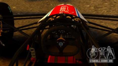 Formula Ford 1600 v1.0 para GTA 4 traseira esquerda vista