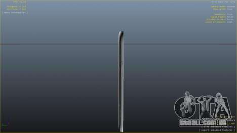 Samsung Galaxy S3 para GTA 4 sétima tela