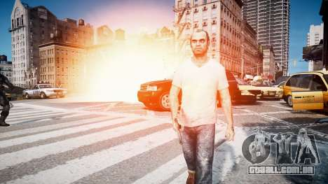 Trevor Fillips from GTA V para GTA 4 segundo screenshot