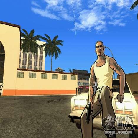 New HD Loadscreen para GTA San Andreas