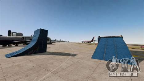 Stunt Park para GTA 4 terceira tela