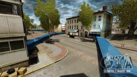 Drift em torno da cidade para GTA 4 terceira tela