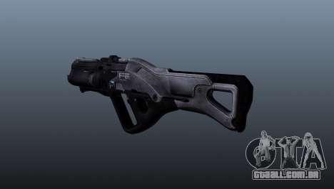 M-37 Falcon para GTA 4 segundo screenshot