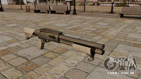 Shotgun da bomba-ação Remington 870 para GTA 4