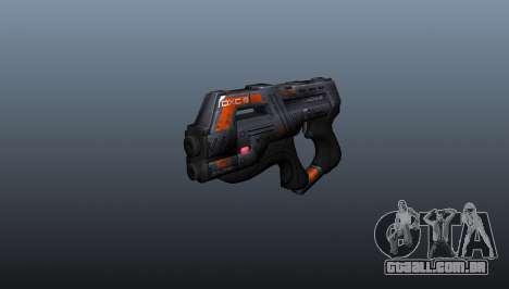 Arma M6 Carnifex para GTA 4