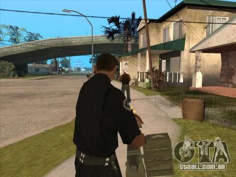NSVT para GTA San Andreas