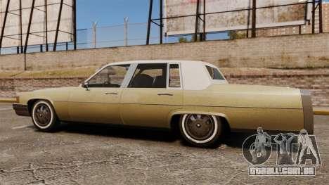 Terra Nova no transporte para GTA 4 segundo screenshot