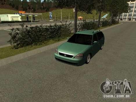 VAZ-2171 para GTA San Andreas