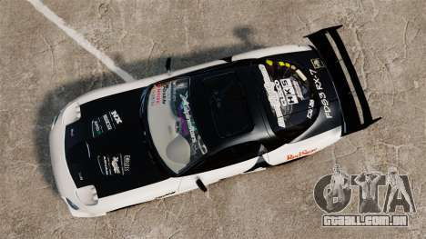 Mazda RX-7 para GTA 4 vista direita
