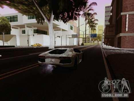 SA_RaptorX v 1.0 para PC fraco para GTA San Andreas