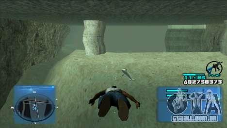 C-HUD Battlefield 3 para GTA San Andreas terceira tela