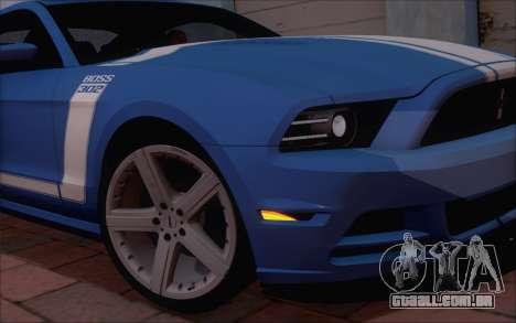 Alfa Team Wheels Pack para GTA San Andreas segunda tela