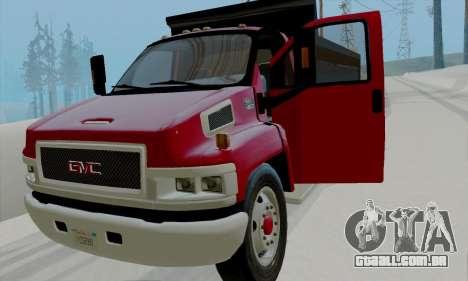 GMC C4500 Topkick para GTA San Andreas