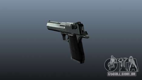 Pistola de águia do deserto para GTA 4 segundo screenshot