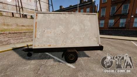 Novos outdoors sobre rodas para GTA 4 segundo screenshot