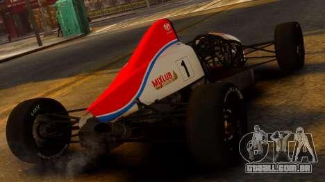 Formula Ford 1600 v1.0 para GTA 4 esquerda vista