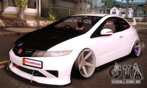 Honda Civic Type R Mugen para GTA San Andreas