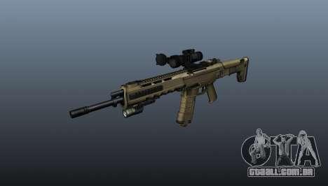 MagPul Masada Rifle de assalto para GTA 4