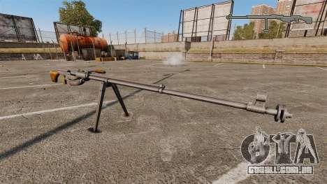Espingarda antitanque de PTW-41 para GTA 4