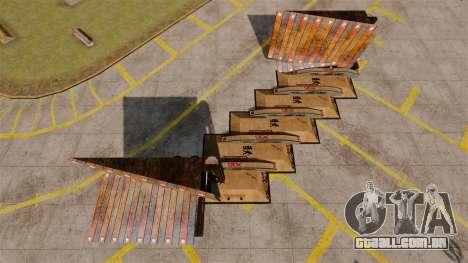 Airport Stunting para GTA 4 por diante tela