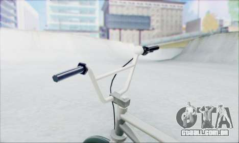 Trail Bike v1.0 para GTA San Andreas traseira esquerda vista