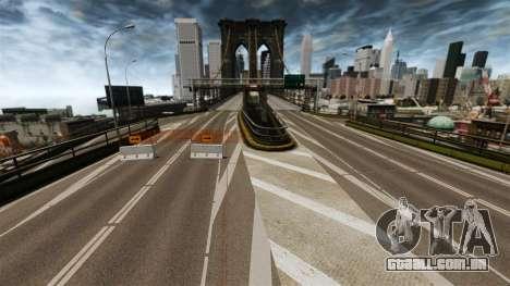 Street Race Track para GTA 4 quinto tela