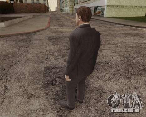 John Kennedy para GTA San Andreas segunda tela