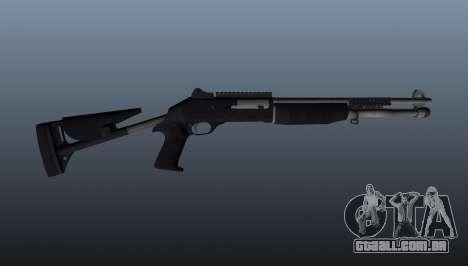 Espingarda M1014 para GTA 4 terceira tela