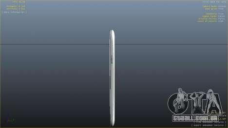 Samsung Galaxy S3 para GTA 4 sexto tela