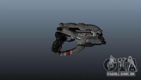 N7 Pistola de águia para GTA 4 terceira tela