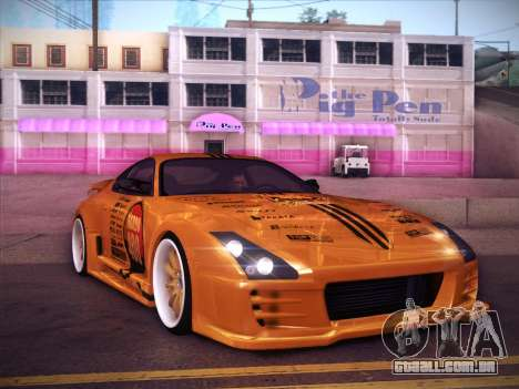 Toyota Supra Top Secret V12 para GTA San Andreas