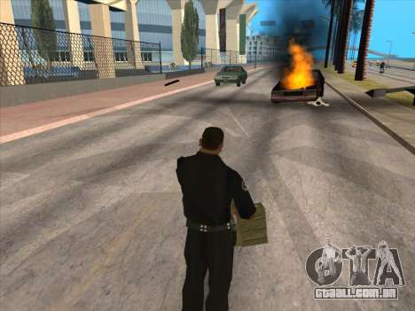 NSVT para GTA San Andreas oitavo tela