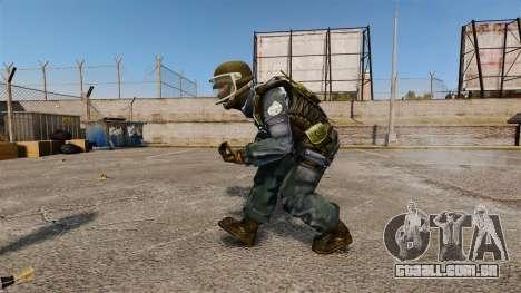 Comando francês GIGN para GTA 4 segundo screenshot