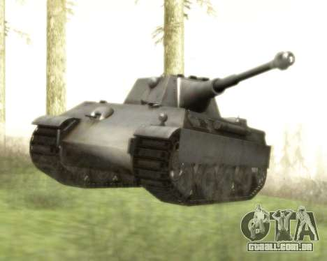 Pzkpfw V Panther II para GTA San Andreas