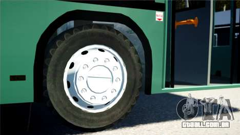 MAZ 103S para GTA 4 traseira esquerda vista