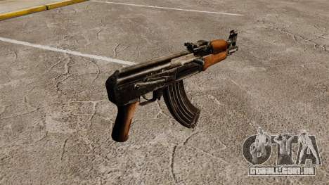 Metralhadora de Draco para GTA 4 segundo screenshot