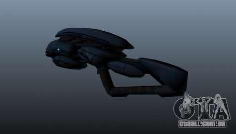 Rifle de pulso de Geth para GTA 4 segundo screenshot