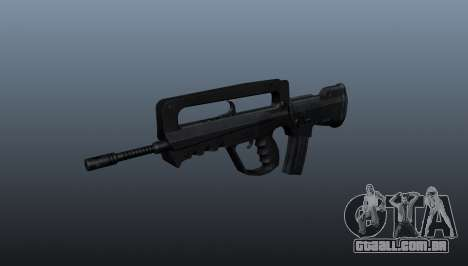 Fuzil de assalto FAMAS para GTA 4