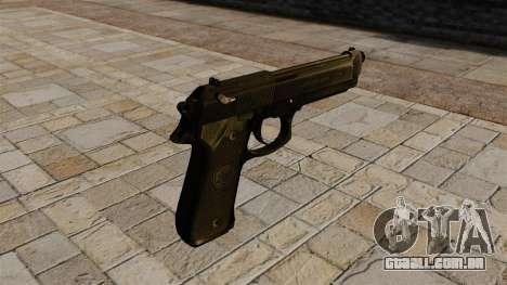 Pistola semi-automática Beretta 92 para GTA 4 segundo screenshot