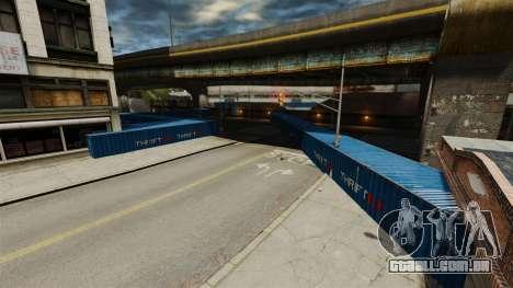Drift em torno da cidade para GTA 4 segundo screenshot