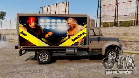 Estrelas do wrestling no Yankee para GTA 4 esquerda vista