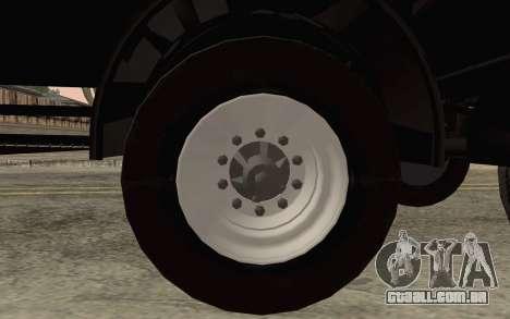 Nefaz do DB2 para GTA San Andreas vista direita