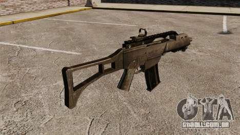 Assault Rifle G36C para GTA 4 segundo screenshot