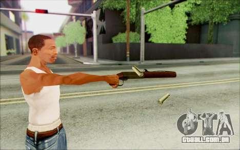 Espingarda EMSSS-12 para GTA San Andreas terceira tela