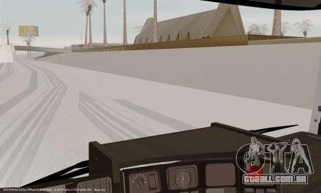 Scania P420 para as rodas de GTA San Andreas